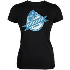 Oktoberfest La Crosse WI Black Juniors Soft T-Shirt
