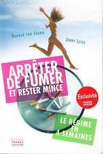 ARRETER DE FUMER ET RESTER MINCE - DAGMAR VON CRAMM JENNY LEVIE - FRANCE LOISIRS
