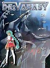 De:vadasy episode 1 2 3 rare Japanese Anime dvd ROBOT WARS Kondo Nobuhiro Mint