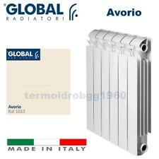 TERMOSIFONE IN ALLUMINIO RADIATORE VARIE MISURE QUALITA' ITALIANA GLOBAL VOX