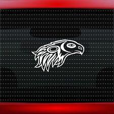 Thunderbird #3 Native American Car Decal Window Sticker Eagle Wolf (20 COLORS!)