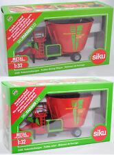 Siku Farmer 2450 Futtermischwagen,  strautmann / verti-mix / 1250, 1:32