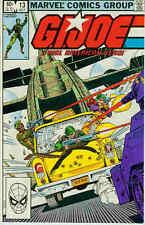 G.I. Joe, a real american hero # 13 (états-unis, 1983)
