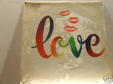 BOB STEWART Let's Talk About Love Mat Mathews SEALED LP
