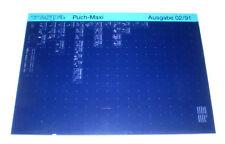 Microfich Ersatzteilkatalog Vespa Puch - Maxi  Stand 91