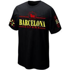 T-Shirt BARCELONA ESPANA - ESPAGNE - SPAIN - Maillot ★★★★★★