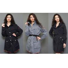 FEMMES HELLY HANSEN Manteau femme long veste Ceinture trench pardessus