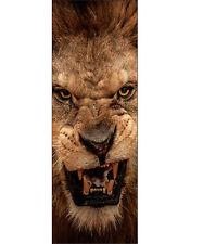 Papier peint déco lé unique Lion réf 2055 ( 3 dimensions )