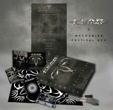 FEAR FACTORY MECHANIZE TOUR EDITION DELUXE LIMITATO !!