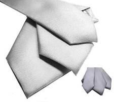 CRAVATTA uomo grigia NUOVI ARRIVI moda SETA grigio chiaro e medio cravatte Italy