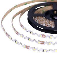 SMD 2835 S Shape LED Strip Light 60leds/m 5M Flexible Lamp 12V DC