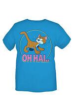 The Smurfs Azrael Oh Hai T-Shirt