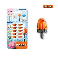 CLABER rainjet 180 micro arroseurs modèle 91255 Pack de 10. d'irrigation goutte à goutte.