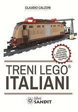 Treni Lego® italiani, con istruzioni passo passo per cos... - Calzoni Claudio