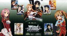 Weiss Schwarz Sword Art Online cards SAO/S20-E001-E105