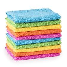 10/20/30/40/50 Microfibre Cleaning Cloths Dusters Car Bathroom Polish Towels