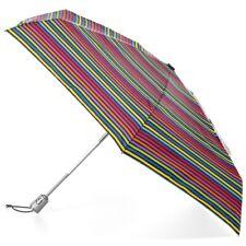 Isotoner totes Mini Auto Open Close NeverWet and SunGuard Umbrella - 8704