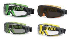 Uvex u-sonic 9308 PREMIUM Antivaho Antirasguños Gafas de seguridad - VARIOS