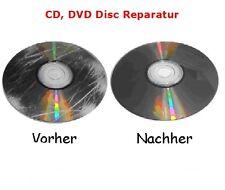 Professionelle CD / DVD Disc Reparatur ; Polieren ; Zerkratzt PS2, WII, XBOX 360