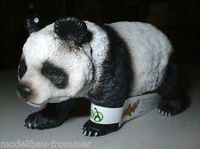 Epixx 20534 Modellfigur Pandabärin ca. 10 cm lang und 5 cm hoch