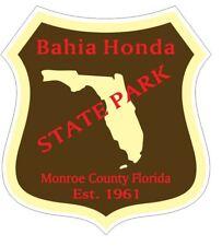 Bahia Honda State Park Sticker R3341 Florida