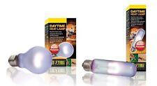 EXO TERRA DAYTIME HEAT LAMP LIGHT BULB TUBE REPTILE TERRARIUM SUN GLO LIGHT