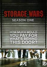 STORAGE WARS SEASON 1 New Sealed DVD