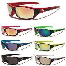 X-Loop Mirror Lens Mens Womens Sport Cycling Running Ski Driving Sunglasses