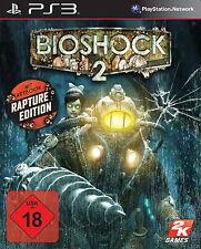 BioShock 2 -- Rapture Edition (Sony PlayStation 3, 2010)  Neu