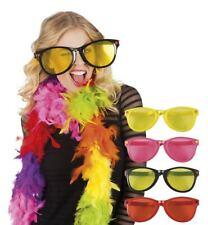 rote gelbe schwarze pinke Brille Junggesellenabschied Bad Taste Party