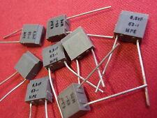 CONDENSATORE 6.8µf 63v grigi 10x11x5mm 8x 21824-24