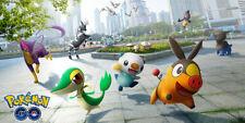 Unova Pokemon Go Catch Service ✔ Rare Pokemon✔Guaranteed Catch ✔100% Quick& Safe
