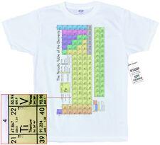 Tabla periódica de elementos T Shirt Diseño