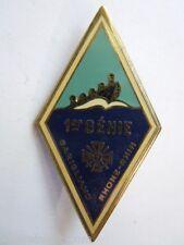 1er  Régiment du Génie insigne militaire DRAGO