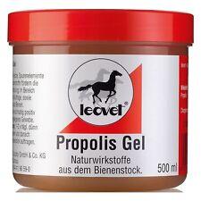 Leovet Propolis Naturel antibiotique blessure Gel First Aid 500 ml