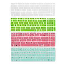 Silicona Anti-polvo de teclado protector piel película para HP Pabellón Laptop