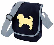 Cavapoo Bag Mini Reporter Dog Walker Shoulder Bags Cavapoo Dog Birthday Gift