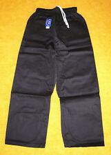 Hose für Wing Tsun, schwarz, verschiedene Größen lieferbar