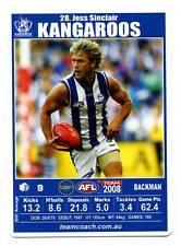 2008 TeamCoach (28) Jess SINCLAIR Kangaroos