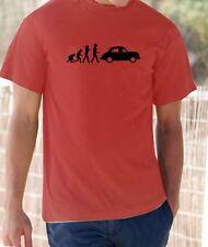Evolution of Man, Morris Minor t-shirt