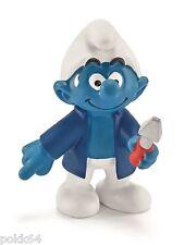 Les Schtroumpfs figurine Schtroumpf Concierge 6 cm Smurfs 20768-