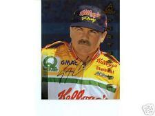 Signed/Autograph Terry Labonte Nascar Autographed