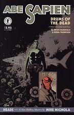 ABE SAPIEN: DRUMS OF THE DEAD #1 Dark Horse Comics HELLBOY Mike Mignola RARE!!!!