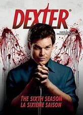 Dexter: The Complete Sixth Season DVD