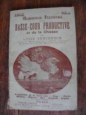Basse-cour productive et de la chasse / Louis Brechemin