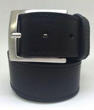 01b436ec87 Cinture da uomo in pelle nera Taglia 105 cm | Acquisti Online su eBay