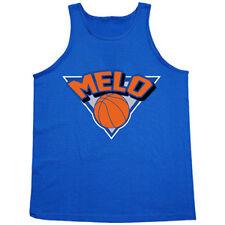 "Carmelo Anthony New York Knicks ""Knicks Logo"" jersey shirt TANK TOP"