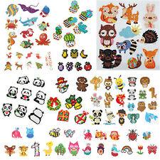 5D DIY Diamond Painting Kits For Kids Christmas Animal Sticker Cross Craft