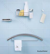 TileWare Victoria Combo Radius Grab/Towel Bar Luxurious Victoria Series 24 inch