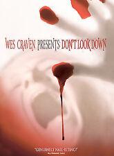 Don't Look Down DVD, Terry Kinney, Billy Burke, Angela Moore, William MacDonald,